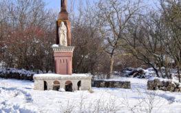 Ragyogó tél (Balatoncsicsó)
