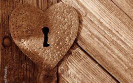 Szerelmes mester (Présházajtó zárcímkéje)